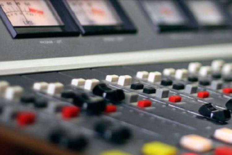console-studio-enregistrement-disque