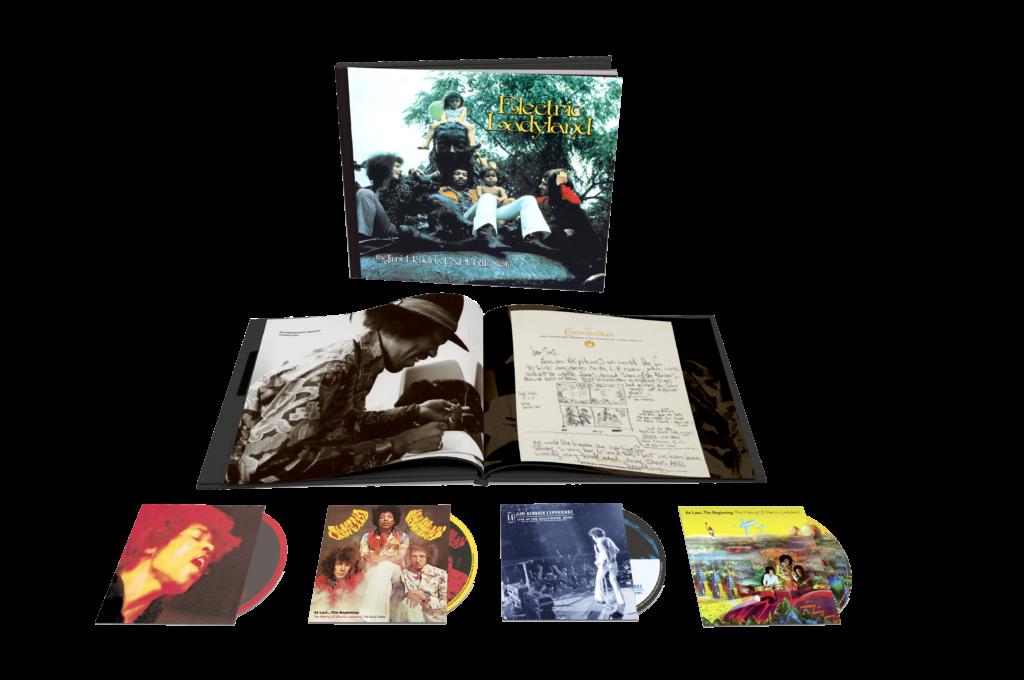 L'édition 3 CD + 1 Blu-Ray
