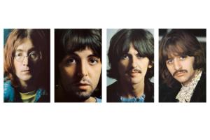 The Beatles album blanc