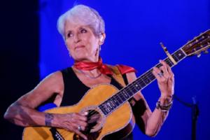 Joan Baez Vienne 2019