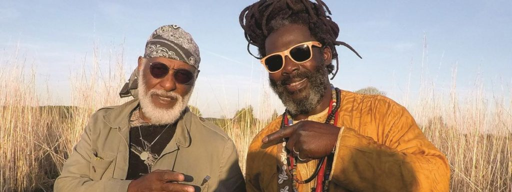 M. Mo Rodgers & Baba Sissoko Griot blues