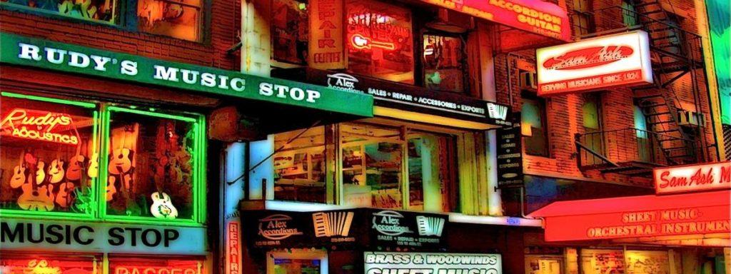 New York Music Row