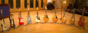 guitares-Mark-Knopfler