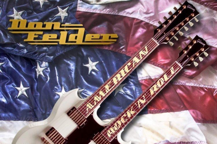 Don Felder American rock n roll - Copie