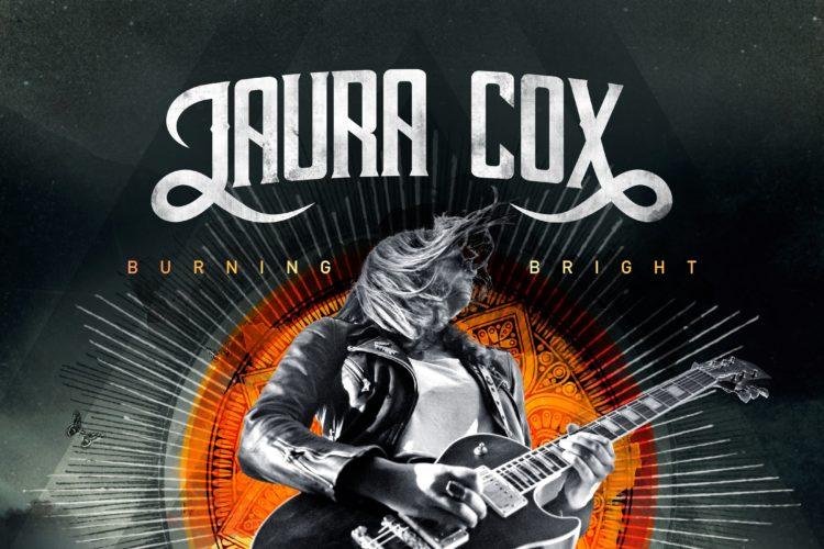 Laura-Cox -BURNING BRIGHT