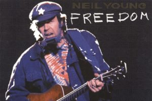 neil young freedom