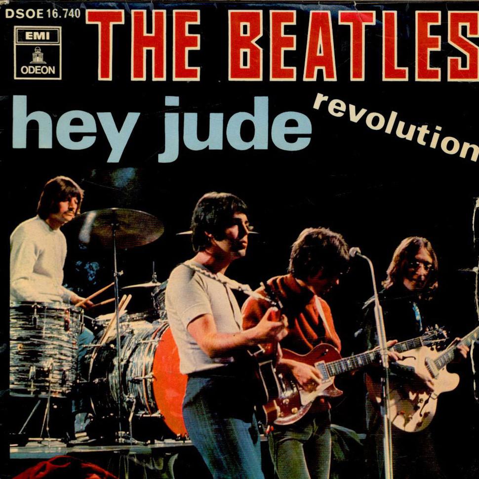 Beatles-Revolution-Single