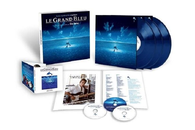 Grand bleu coffret collector