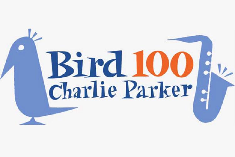 Logo Bird100 Charlie Parker