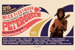 Peter Green Tribute 25 02 2020