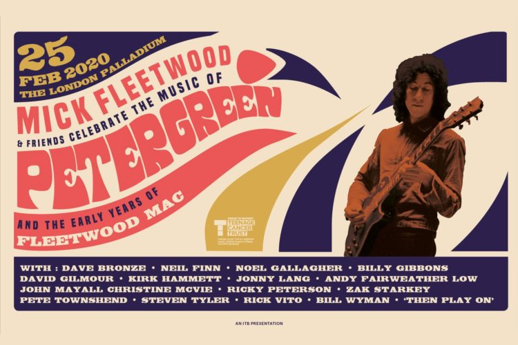Peter Green Tribute 25 02 2020