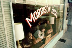 The Doors Morrison Hotel-angle8x10
