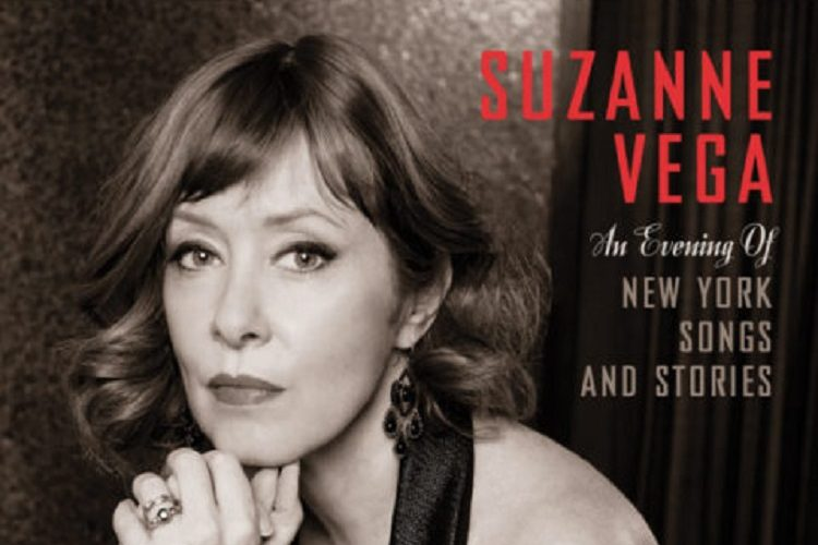 Suzanne vega_An Evening of New York Songs and Stories