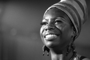 Nina Simone Fodder on my wings