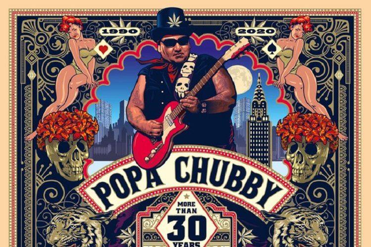 Popa Chubby 30 years
