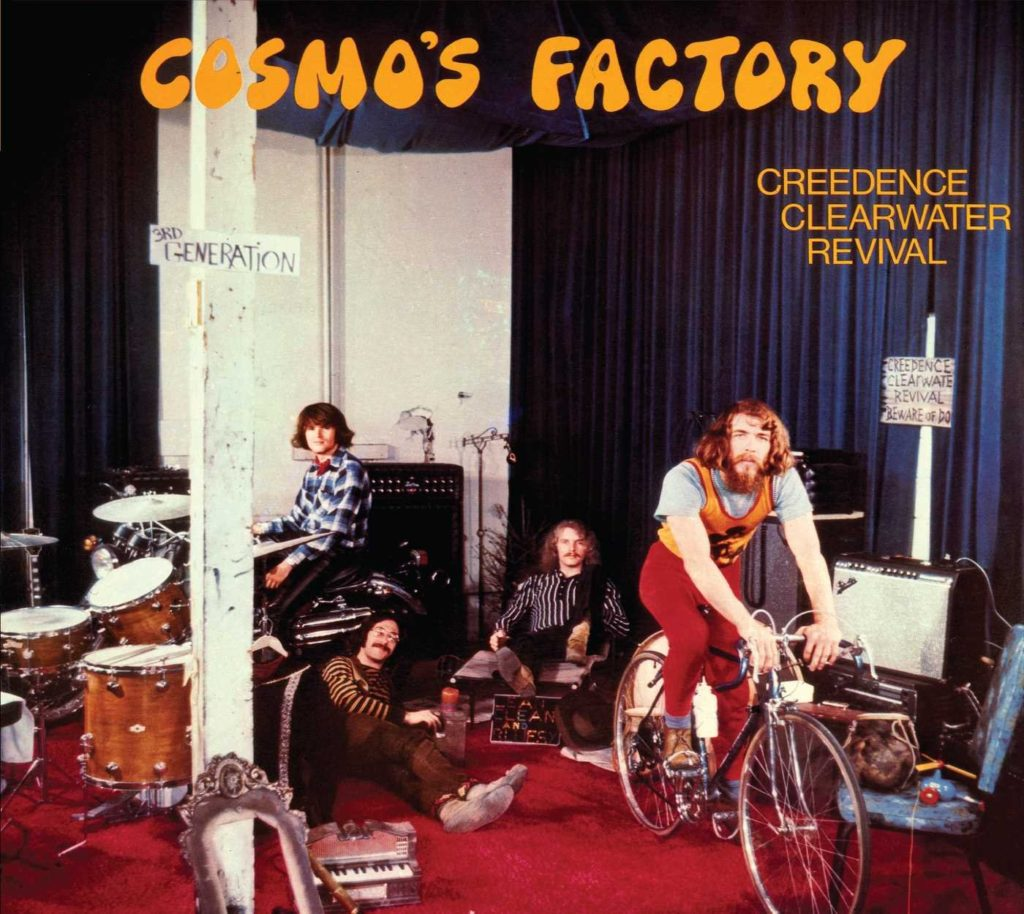 Creedence Clearwater Revival Cosmos-Factory