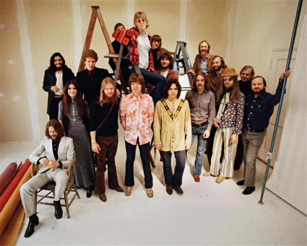 Eric Clapton 1970 photo session