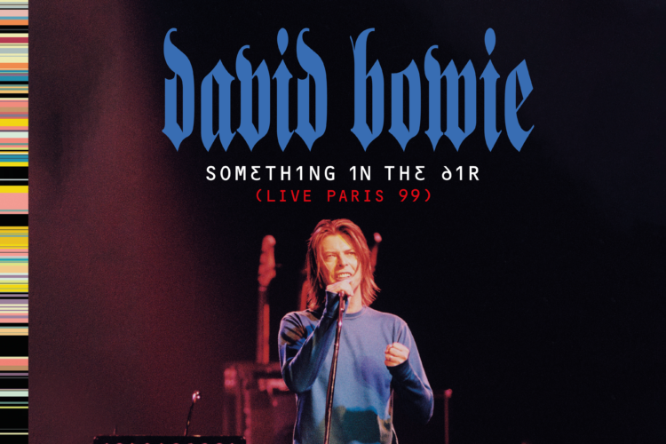 David Bowie Something in the air