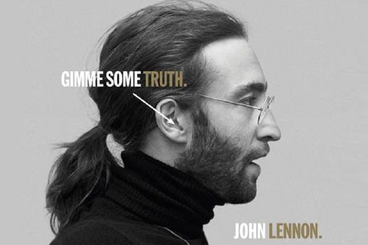 Lennon Gimme Some Truth