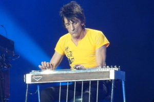 Ronnie Wood Pedal Steel Guitar