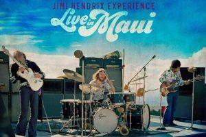 Jimi Hendrix live in Maui