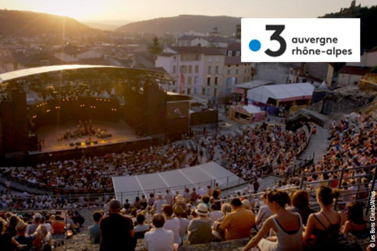 Jazz a vienne France 3