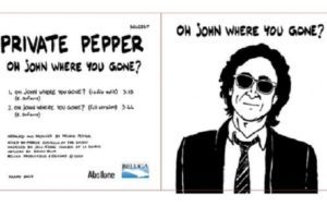 John Lennon - Private Pepper - Oh John where you gone