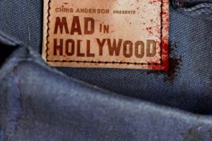 Chris Anderson mad in Hollywood