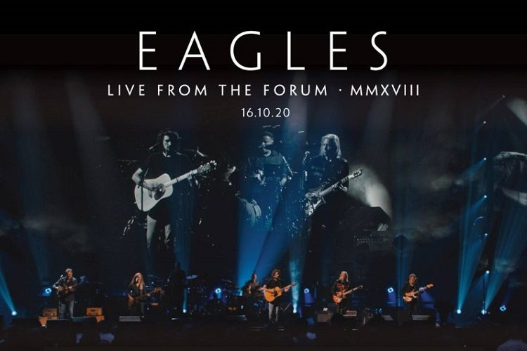 Eagles live at the forum