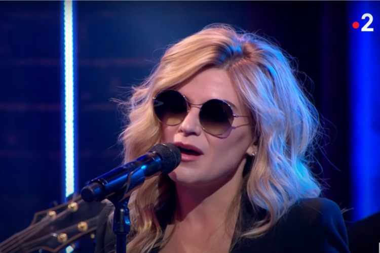 Melody Gardot _ From Paris with love_ live - On est en direct