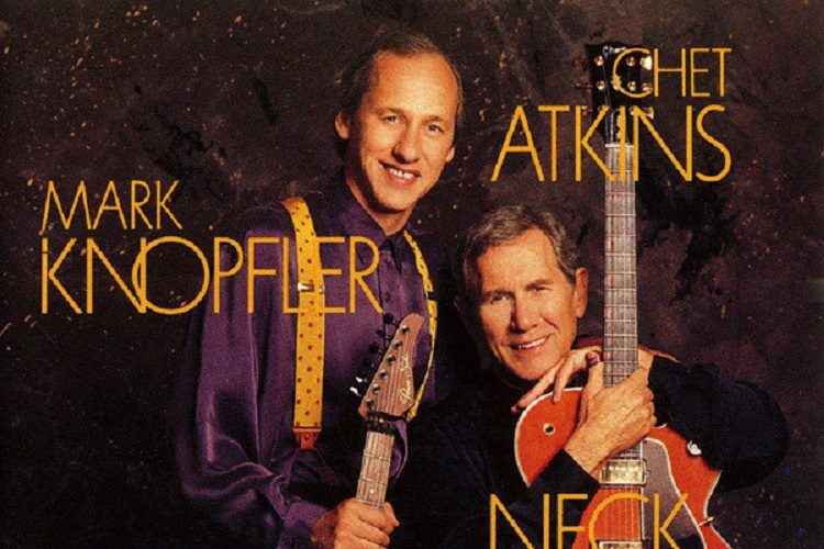 NECK & NECK CHET ATKINS & MARK KNOPFLER