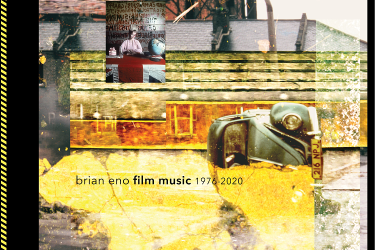 Brian Eno _ Film Music 1976-2020