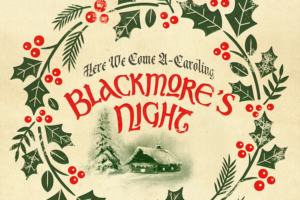 "Blackmore's Night ""Here We Come A-Caroling"
