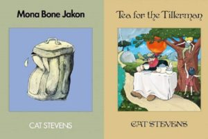 Cat Stevens Deluxe Mona Bone Jakon Tea for Tillerman