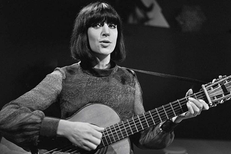 AnneSylvestre 1965 © R. Frings 1965 / Wikimedia Commons