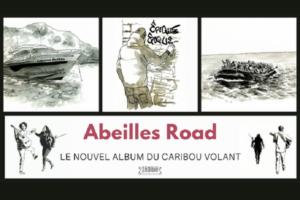 Caribou Volant - Abeilles road