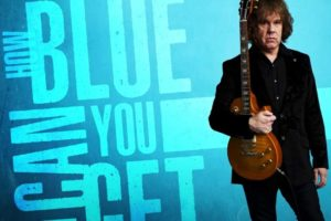 Gary Moore How blue can you get
