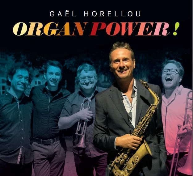 Gael-horellou organ power