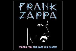 Zappa '88 The Last U.S. Show