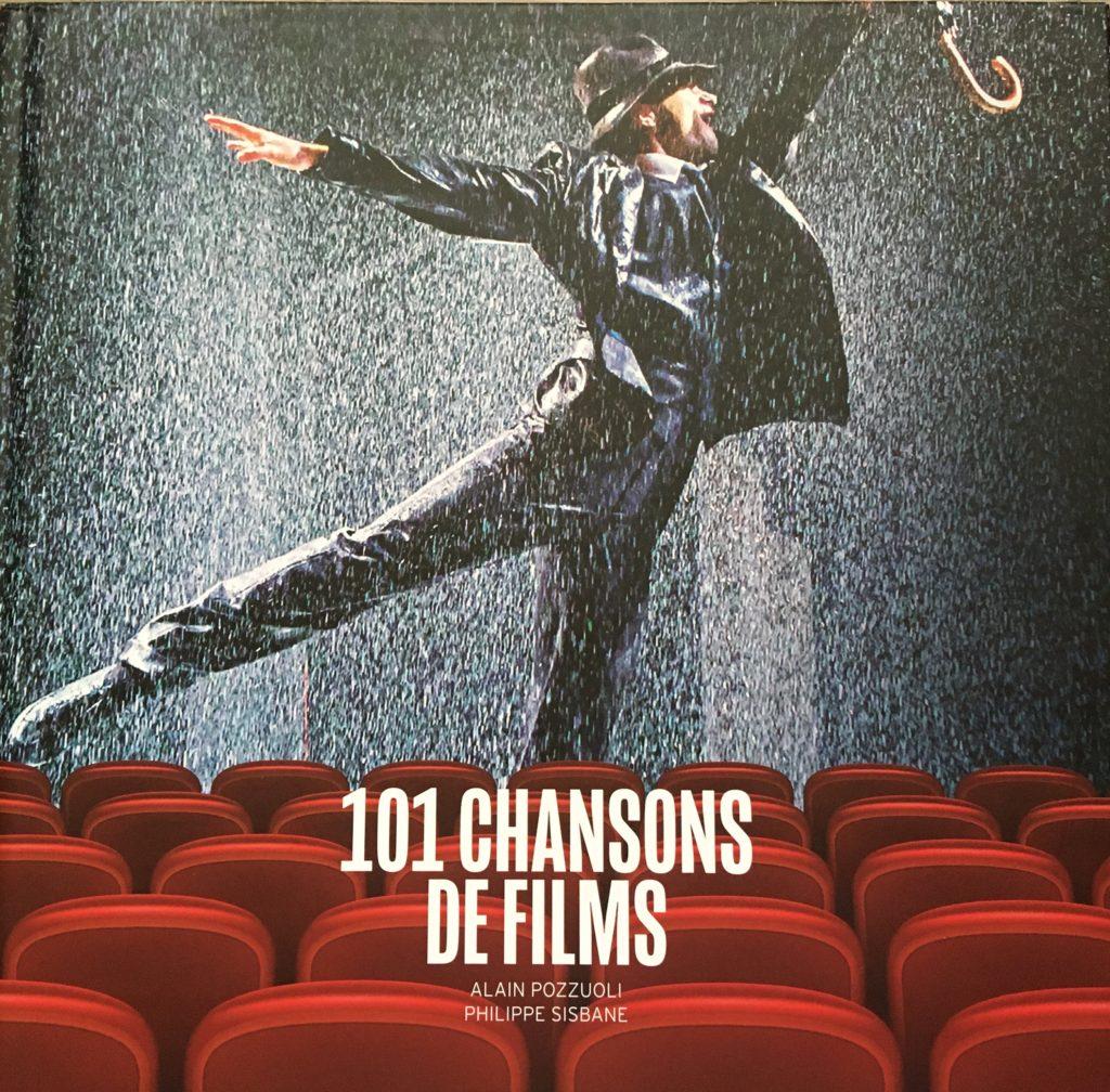 101 chansons de films couverture