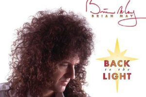 Brian May Back to the light