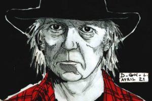 Neil Young Lyon 2016 © Denys Legros