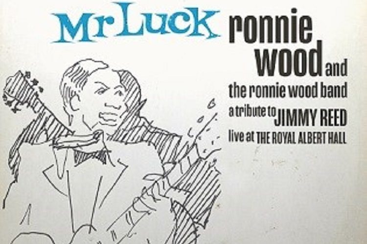 Ronnie Wood Mrk Luck atribute to Jimmy Reed
