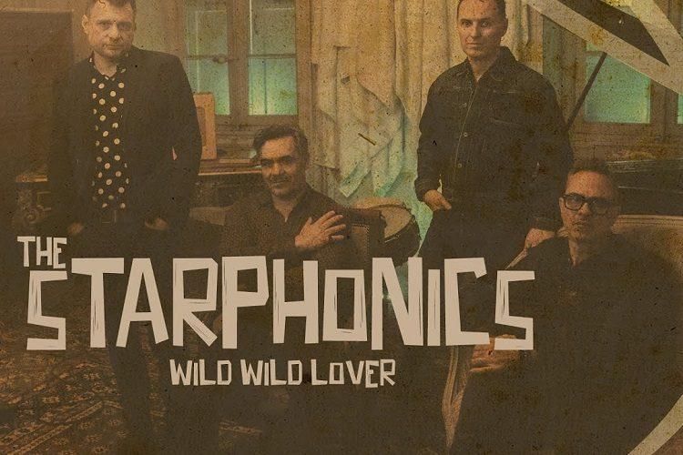 The Starphonics wild wild lover