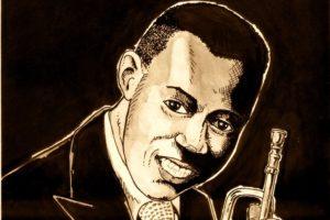 Louis Armstrong Denys Legros