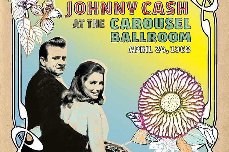 Johnny Cash Live At The Carousel Ballroom