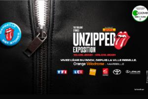 Unzipped Rolling Stones