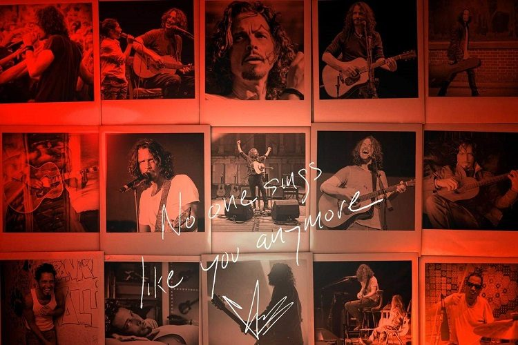 chris cornell no one sings like you anymore
