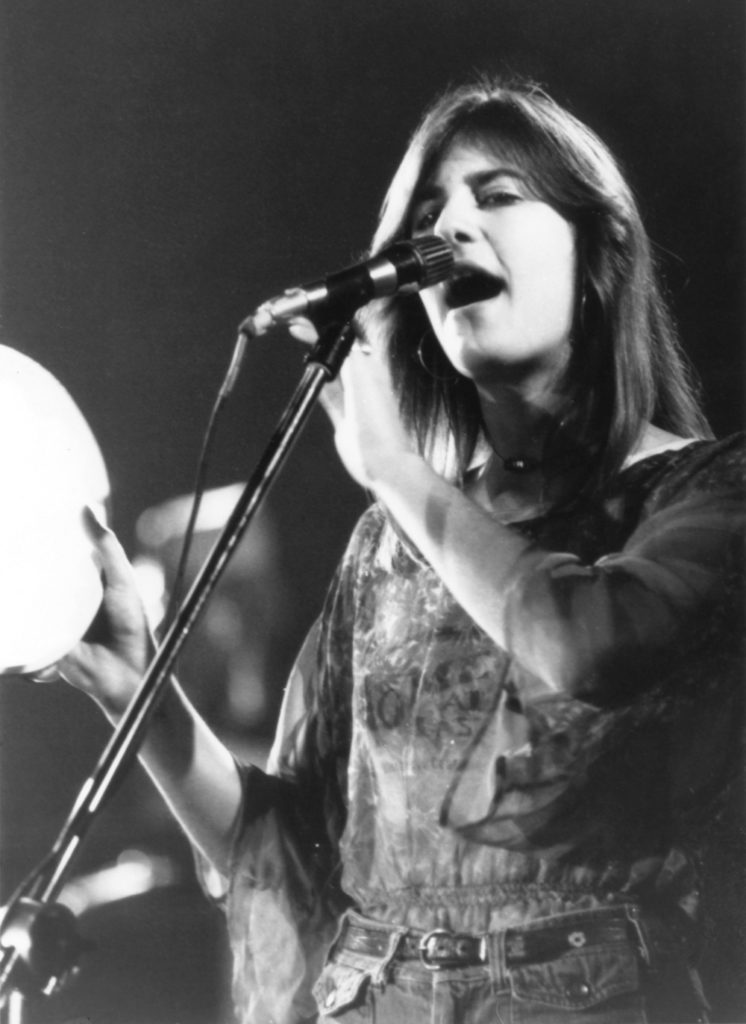 Marcy Levy en 1975