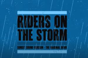 Doors Riders on the storm demo